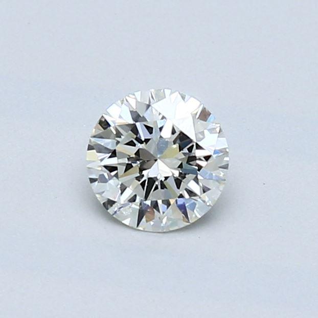 0.40 Carat I SI2 Round Diamond