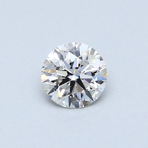 0.40 Carat G SI1 Round Diamond