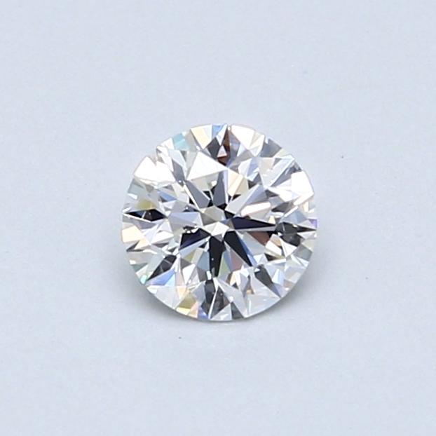 0.40 Carat E VS2 Round Diamond