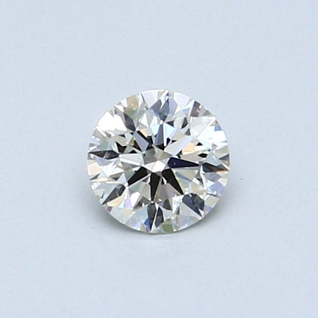 0.41 Carat J VS2 Round Diamond