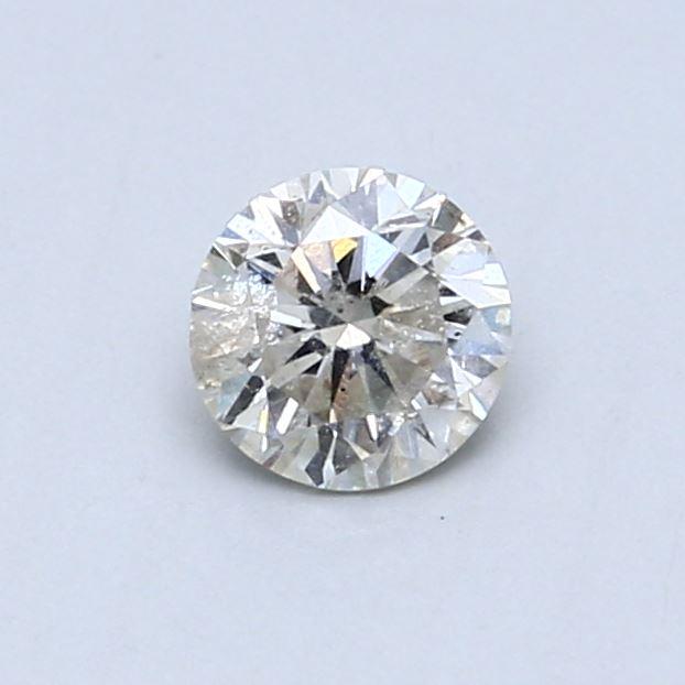 0.50 Carat G SI2 Round Diamond