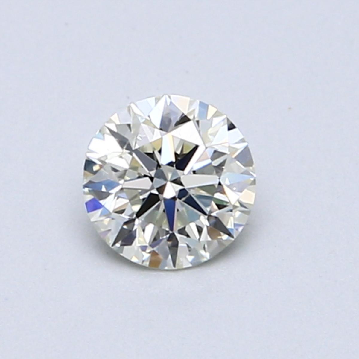 0.51 Carat G VS2 Round Diamond