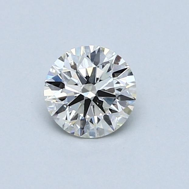 0.53 Carat G VS2 Round Diamond