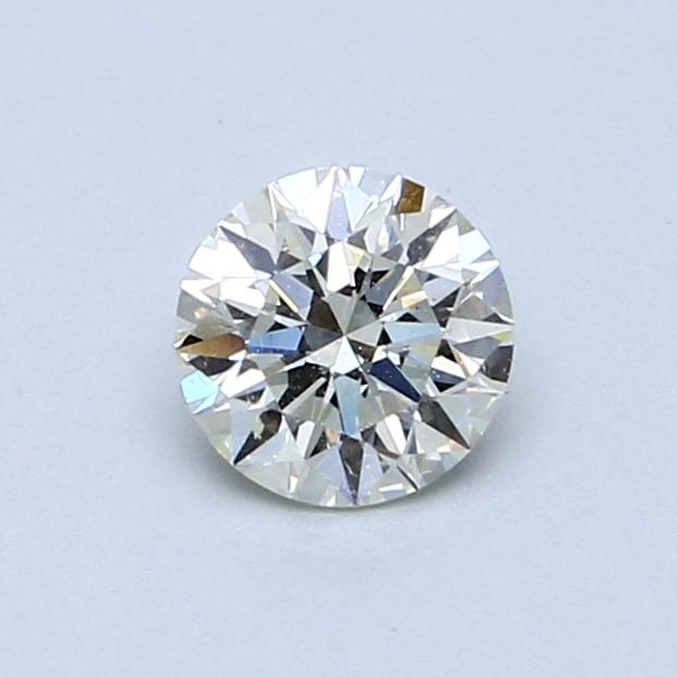 0.57 Carat H VS2 Round Diamond