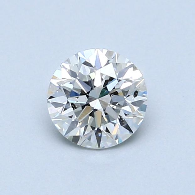 0.62 Carat G SI2 Round Diamond