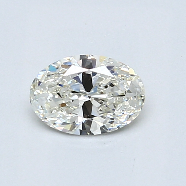 0.51 Carat J VS1 Oval Diamond