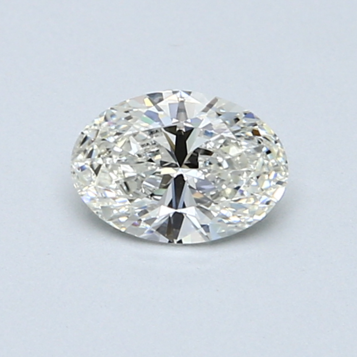 0.51 Carat I VS1 Oval Diamond