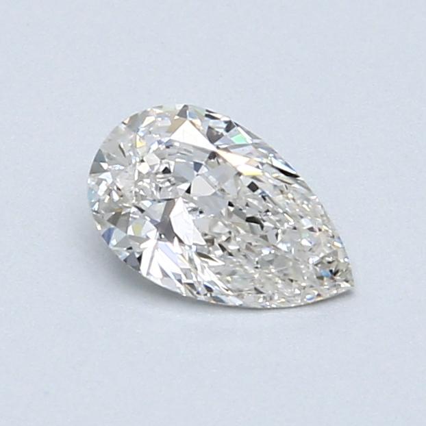 0.51 Carat G VS2 Pear Diamond