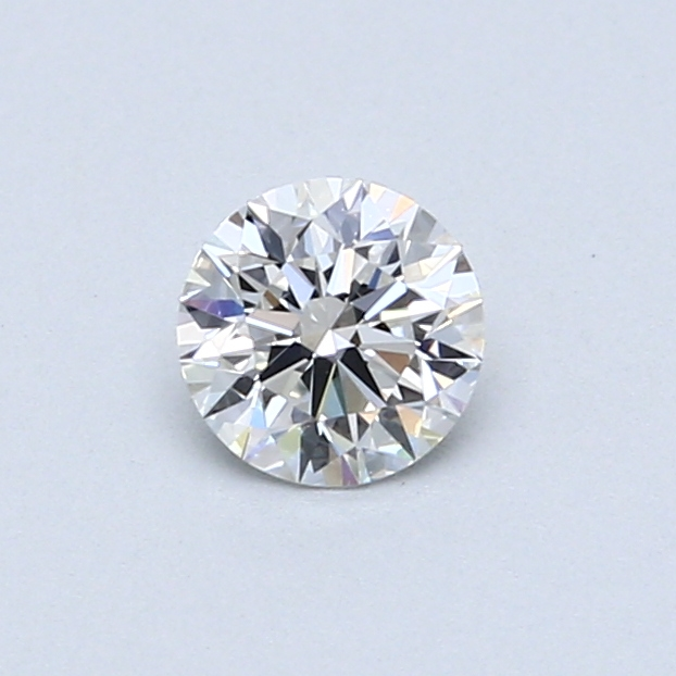 0.42 Carat F VS2 Round Diamond