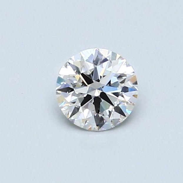 0.40 Carat F SI1 Round Diamond