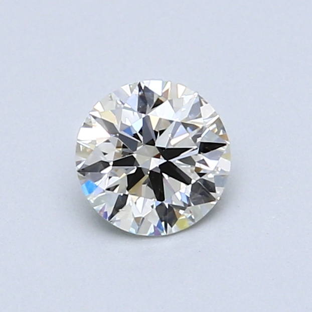 0.54 Carat I SI1 Round Diamond