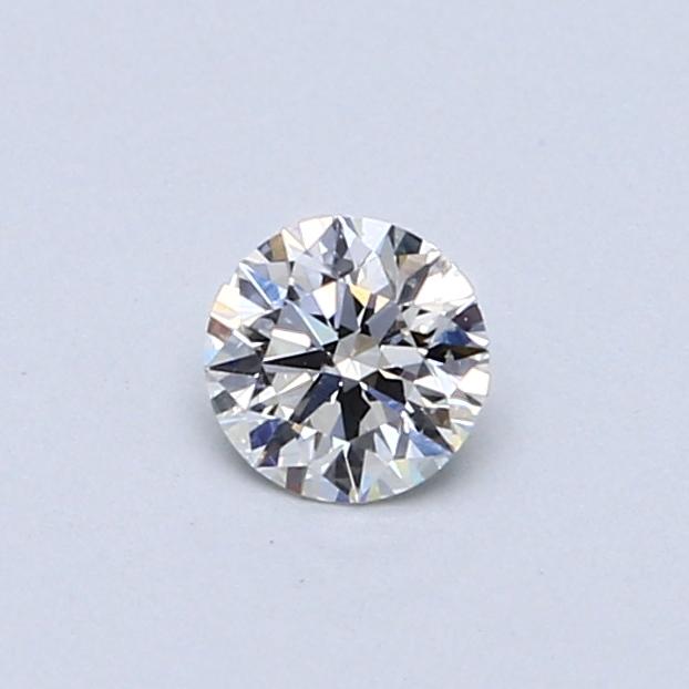 0.31 Carat H SI1 Round Diamond