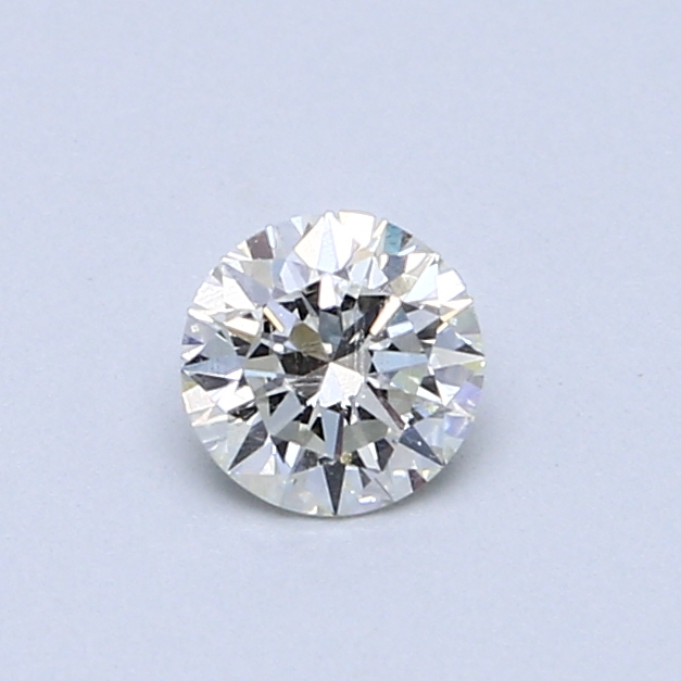 0.40 Carat J SI2 Round Diamond