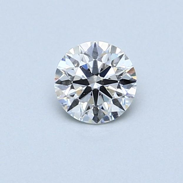0.40 Carat F VS2 Round Diamond