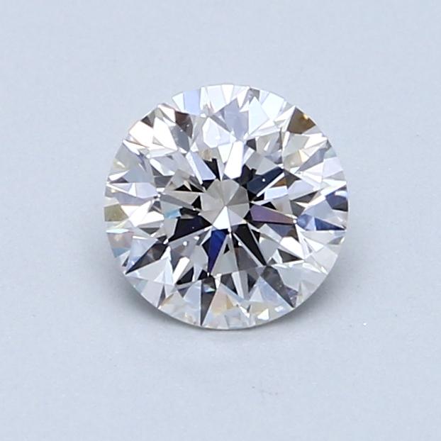 0.76 Carat F VS1 Round Diamond