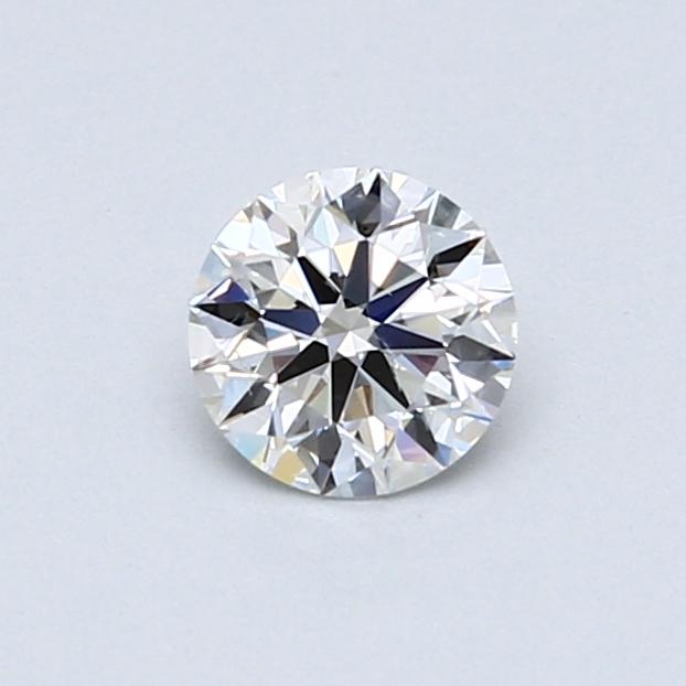 0.50 Carat F SI2 Round Diamond