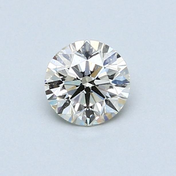 0.50 Carat K SI2 Round Diamond