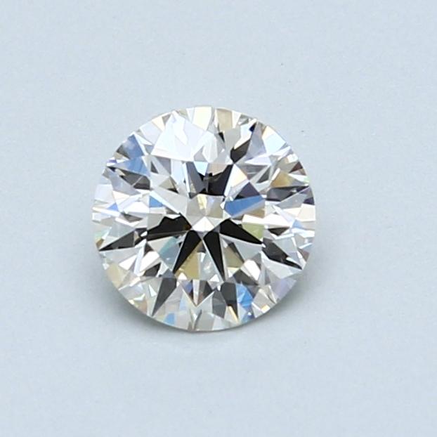 0.60 Carat J VS1 Round Diamond