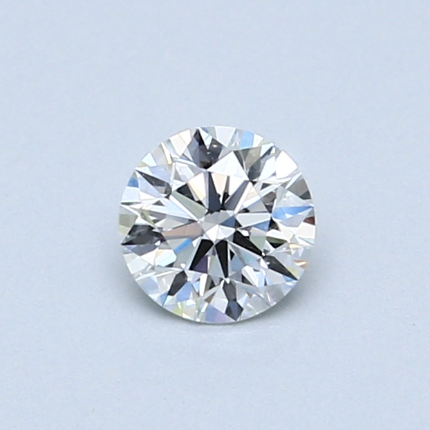 0.42 Carat F SI2 Round Diamond