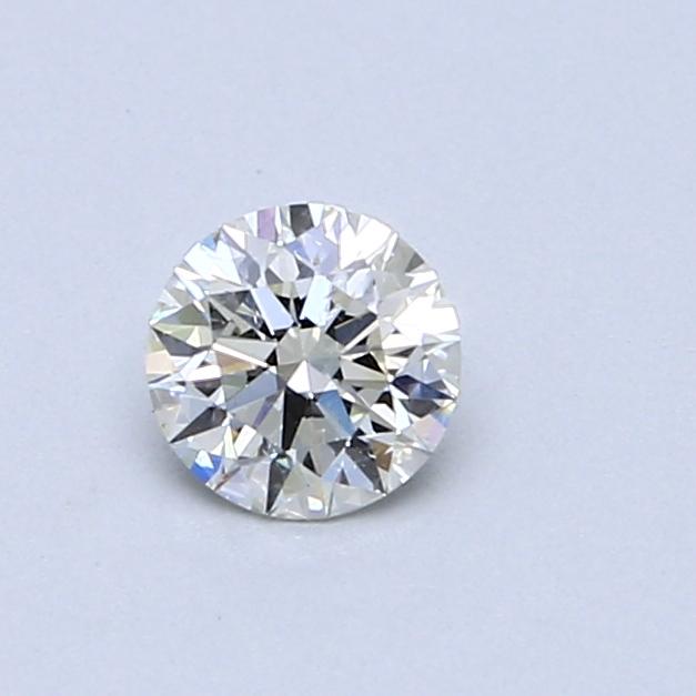 0.43 Carat K SI2 Round Diamond