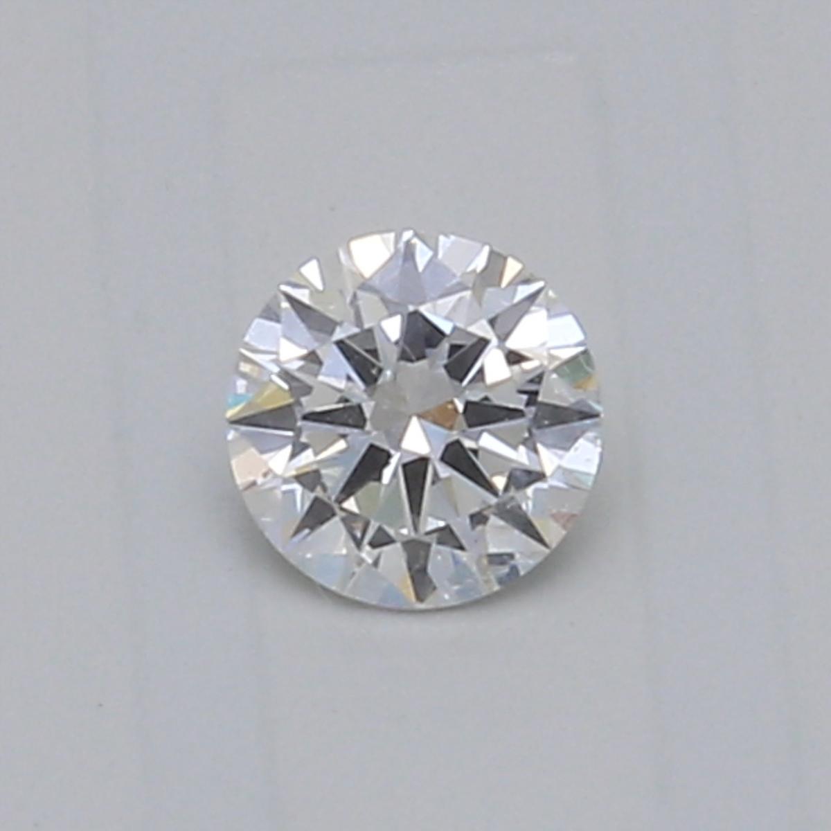 0.40 Carat F SI2 Round Diamond
