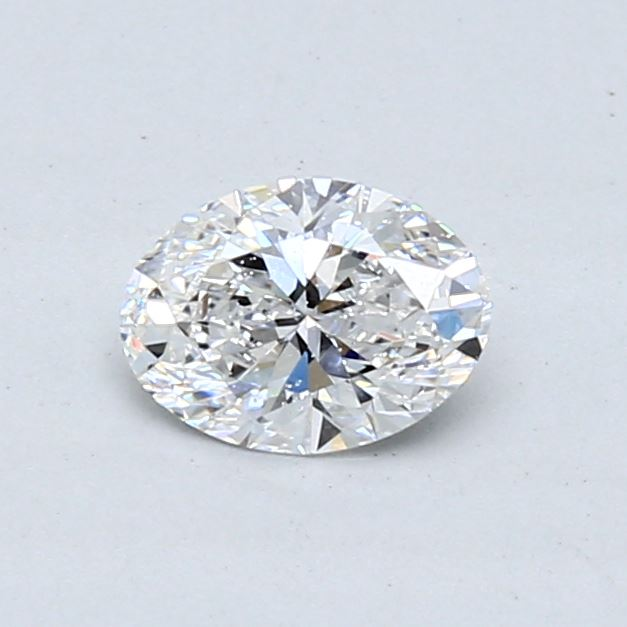 0.54 Carat D SI2 Good Diamond
