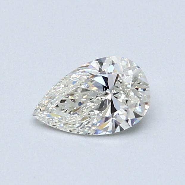 0.50 Carat I VS1 Pear Diamond