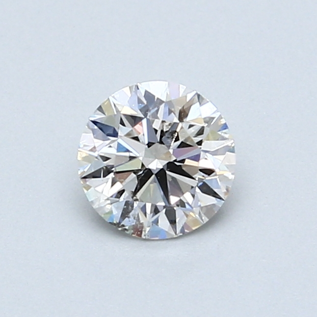 0.55 Carat G SI2 Round Diamond