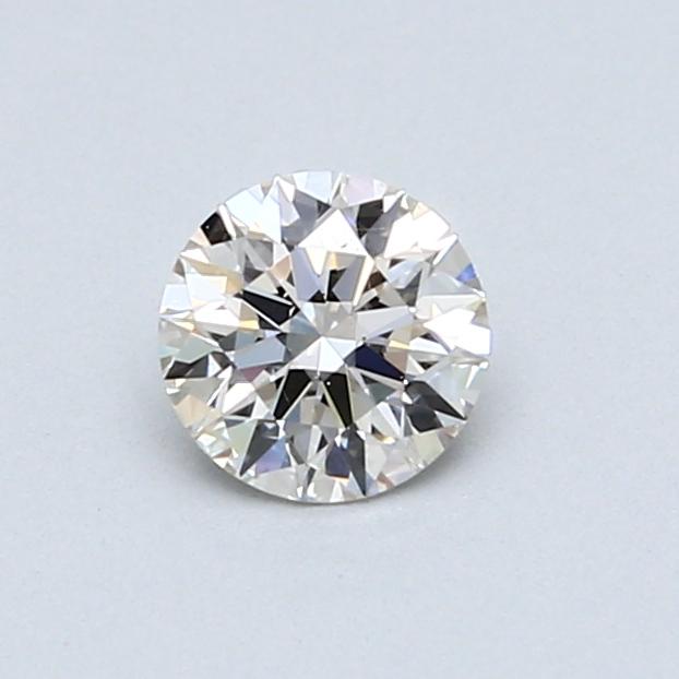 0.51 Carat I SI1 Round Diamond
