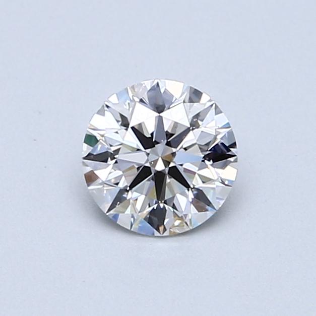 0.54 Carat G SI2 Round Diamond