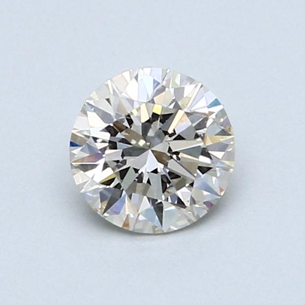 0.70 Carat J SI1 Round Diamond