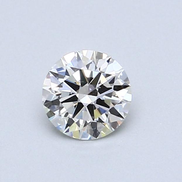 0.50 Carat I SI1 Round Diamond