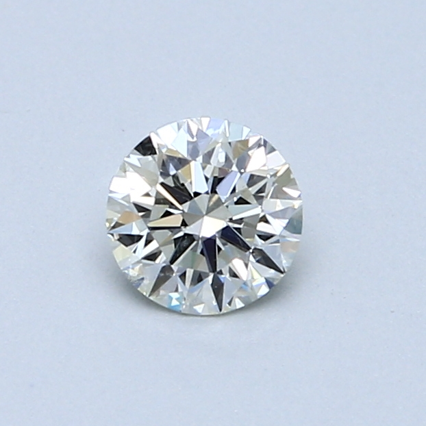0.44 Carat J SI2 Round Diamond