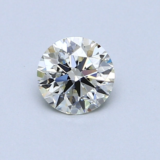 0.51 Carat K SI1 Round Diamond