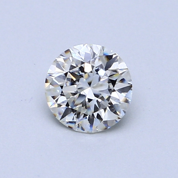 0.55 Carat I VVS2 Round Diamond