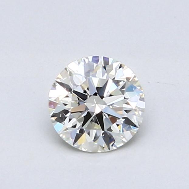 0.60 Carat J VVS1 Round Diamond