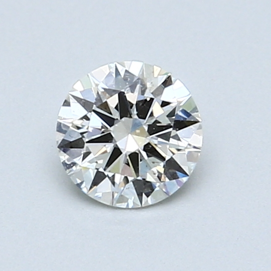 0.43 Carat J SI2 Round Diamond