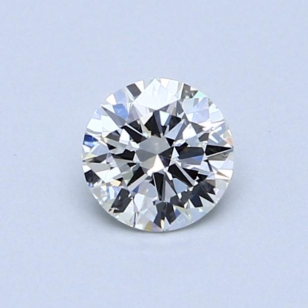 0.50 Carat I SI2 Round Diamond
