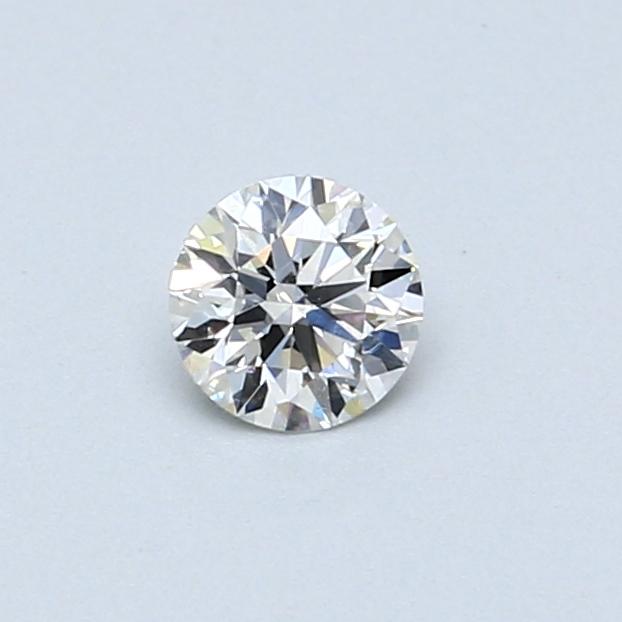 0.30 Carat I SI1 Round Diamond