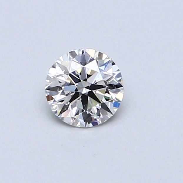 0.35 Carat G SI2 Round Diamond